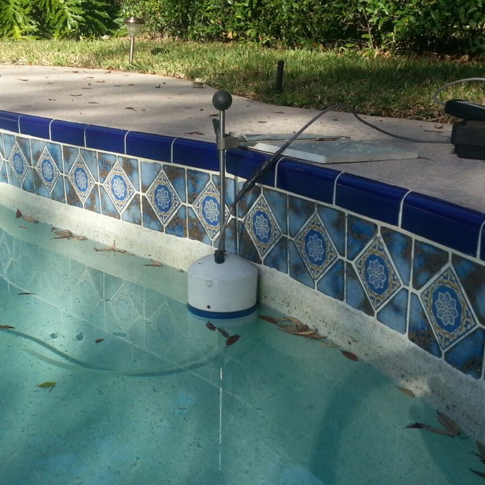 Pool leak repair in Mesquite, TX